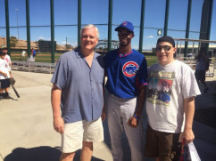 Pasty Overweight Cub Fans Creeping Top Prospect Out