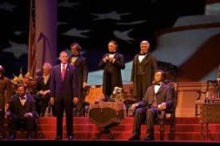 Animatronic Rutherford B. Hayes Has Career Day as Hall Of Presidents Clobber Chicago Bears