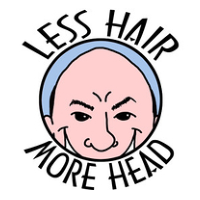Less Hair More Head